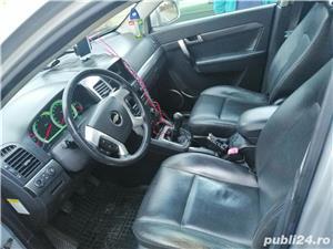 Chevrolet Captiva,Full options,150 cai,Euro 4 - imagine 6