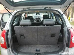 Chevrolet Captiva,Full options,150 cai,Euro 4 - imagine 8
