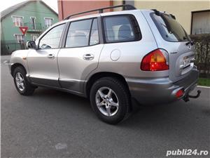 Hyundai Santa Fe - imagine 3