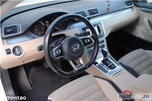 Volkswagen Passat CC // 2.0 TDi 140 CP // DayLight Led // Navigatie Mare 3D // Scaune Ventilate .  - imagine 2