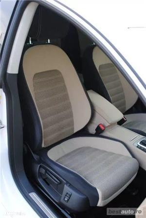 Volkswagen Passat CC // 2.0 TDi 140 CP // DayLight Led // Navigatie Mare 3D // Scaune Ventilate .  - imagine 4