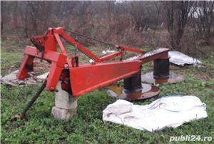 Vand 140 de capre tractor presa cositoare baloti - imagine 1