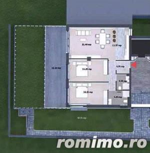 Gradina cu apartament langa Manastirea Casin - imagine 3
