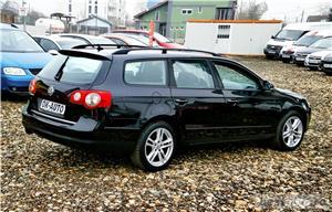 VW PASSAT - 1.6 BENZINA MPI - GARANTIE 12 LUNI - EURO 4 - vanzare in RATE FIXE cu avans 0%  - imagine 6