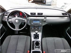 VW PASSAT - 1.6 BENZINA MPI - GARANTIE 12 LUNI - EURO 4 - vanzare in RATE FIXE cu avans 0%  - imagine 17