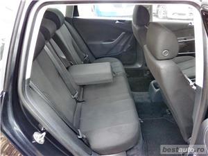 VW PASSAT - 1.6 BENZINA MPI - GARANTIE 12 LUNI - EURO 4 - vanzare in RATE FIXE cu avans 0%  - imagine 12