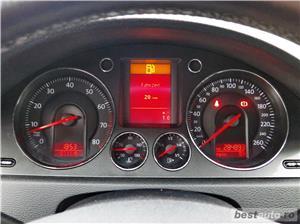 VW PASSAT - 1.6 BENZINA MPI - GARANTIE 12 LUNI - EURO 4 - vanzare in RATE FIXE cu avans 0%  - imagine 15