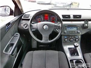 VW PASSAT - 1.6 BENZINA MPI - GARANTIE 12 LUNI - EURO 4 - vanzare in RATE FIXE cu avans 0%  - imagine 9