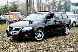 VW PASSAT - 1.6 BENZINA MPI - GARANTIE 12 LUNI - EURO 4 - vanzare in RATE FIXE cu avans 0%  - imagine 20