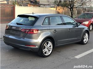 Audi A3 1,4tfsi-CNG 2015 Automata/Xenon/Piele/Navi - imagine 3