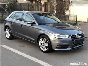 Audi A3 1,4tfsi-CNG 2015 Automata/Xenon/Piele/Navi - imagine 2