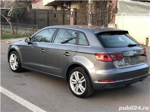 Audi A3 1,4tfsi-CNG 2015 Automata/Xenon/Piele/Navi - imagine 4