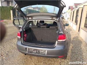 Vw Golf 6 Diesel Euro 5,2011,200.000. - imagine 7