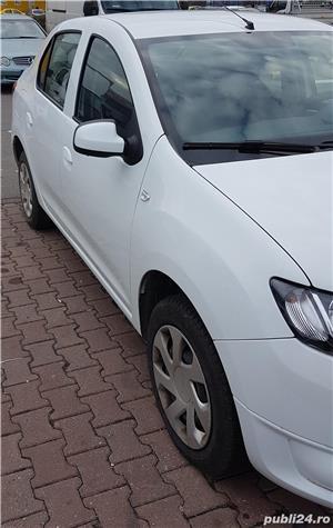 Dacia Logan 2016, 1.2 benzina, Euro 6 - imagine 4