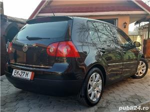 Volkswagen Golf 5**2006**1.6 clasic Mpi**Full Dotari**zoll Germania 31.12.2019 - imagine 5