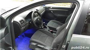 VW Golf V 1.9 TDI 105 cp - imagine 4
