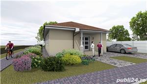 Duplex 1/2 in Timisoara la cheie 77000 euro - imagine 3