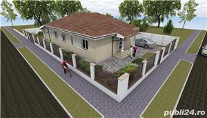 Duplex 1/2 in Timisoara la cheie 77000 euro - imagine 1