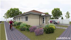 Duplex 1/2 in Timisoara la cheie 77000 euro - imagine 2