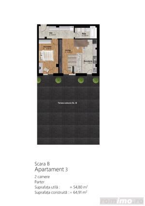 Apartamente 1,2, 3 camere, preturi de la 1000 euro/mp!!! - imagine 4