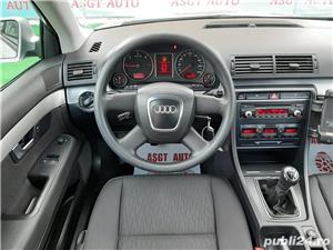 Audi A4,GARANTIE,An 2007,Motor 2000 TDI,170 Cp,Climatronic,Pilot Automat.  - imagine 8