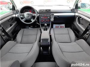 Audi A4,GARANTIE,An 2007,Motor 2000 TDI,170 Cp,Climatronic,Pilot Automat.  - imagine 7