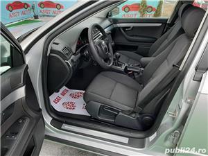 Audi A4,GARANTIE,An 2007,Motor 2000 TDI,170 Cp,Climatronic,Pilot Automat.  - imagine 6