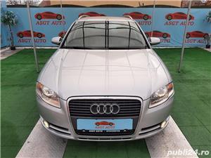 Audi A4,GARANTIE,An 2007,Motor 2000 TDI,170 Cp,Climatronic,Pilot Automat.  - imagine 3