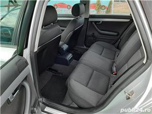 Audi A4,GARANTIE,An 2007,Motor 2000 TDI,170 Cp,Climatronic,Pilot Automat.  - imagine 9
