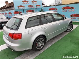 Audi A4,GARANTIE,An 2007,Motor 2000 TDI,170 Cp,Climatronic,Pilot Automat.  - imagine 5