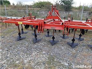 Cultivator agricol 5 metri Quivogne - imagine 3