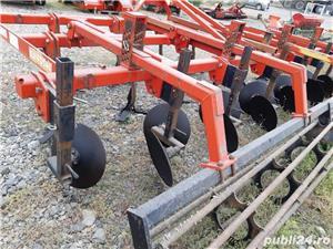 Cultivator agricol 5 metri Quivogne - imagine 4