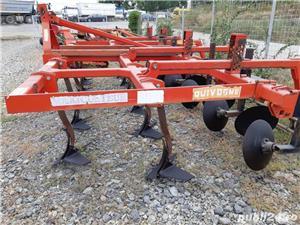 Cultivator agricol 5 metri Quivogne - imagine 1