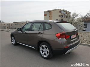 BMW X1, xDrive (Tracțiune integrala), 20d, X-Line - imagine 7