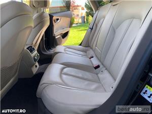 Audi A7 Quattro // 3.0 TDi 320 CP // Camera 360 Grade // Navigatie Mare 3D // Keyless Go+Entry . - imagine 5