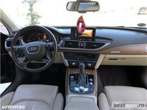 Audi A7 Quattro // 3.0 TDi 320 CP // Camera 360 Grade // Navigatie Mare 3D // Keyless Go+Entry . - imagine 2