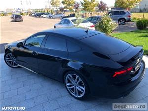 Audi A7 Quattro // 3.0 TDi 320 CP // Camera 360 Grade // Navigatie Mare 3D // Keyless Go+Entry . - imagine 7
