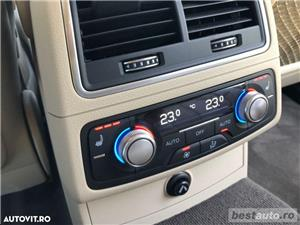Audi A7 Quattro // 3.0 TDi 320 CP // Camera 360 Grade // Navigatie Mare 3D // Keyless Go+Entry . - imagine 13