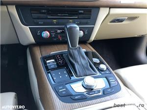 Audi A7 Quattro // 3.0 TDi 320 CP // Camera 360 Grade // Navigatie Mare 3D // Keyless Go+Entry . - imagine 12