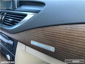 Audi A7 Quattro // 3.0 TDi 320 CP // Camera 360 Grade // Navigatie Mare 3D // Keyless Go+Entry . - imagine 14