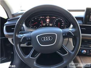 Audi A7 Quattro // 3.0 TDi 320 CP // Camera 360 Grade // Navigatie Mare 3D // Keyless Go+Entry . - imagine 10