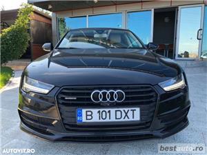 Audi A7 Quattro // 3.0 TDi 320 CP // Camera 360 Grade // Navigatie Mare 3D // Keyless Go+Entry . - imagine 17