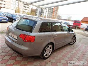 Audi A4,GARANTIE 3 LUNI,BUY BACK ,RATE FIXE,motor 2000 Tdi,140 cp,Automat,S-line. - imagine 5