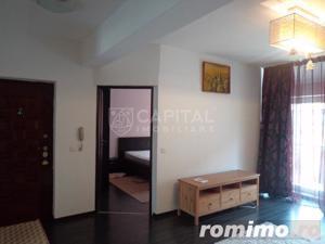 Inchiriere apartament 2 camere, semidecomandat +parcare, zona Campului, Manastur - imagine 14