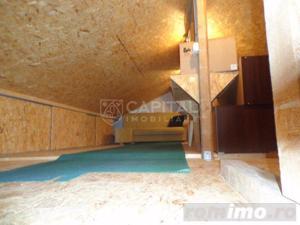 Inchiriere apartament 2 camere, semidecomandat +parcare, zona Campului, Manastur - imagine 19