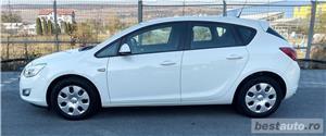 Opel Astra J 4 usi Scurt 1,4 B. Turbo 120 CP  Euro 5 Germania -RAR Facut  - Impecabila - imagine 6