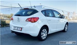Opel Astra J 4 usi Scurt 1,4 B. Turbo 120 CP  Euro 5 Germania -RAR Facut  - Impecabila - imagine 7
