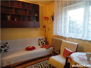 Zona Han - de inchiriat apartament cu 2 camere,2 bai,balcon,etaj 3 - imagine 9