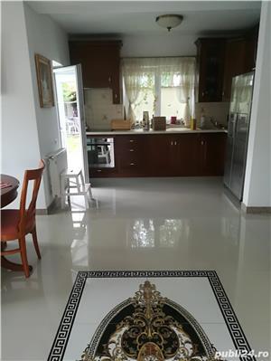 Corbeanca-Padurea Tamas- Casa individuala de lux cu piscina, finisaje deosebite - imagine 5