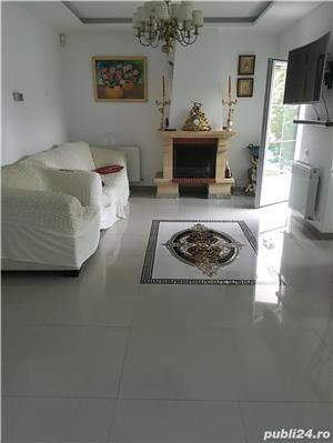 Corbeanca-Padurea Tamas- Casa individuala de lux cu piscina, finisaje deosebite - imagine 3